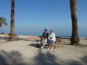 By the Dead Sea