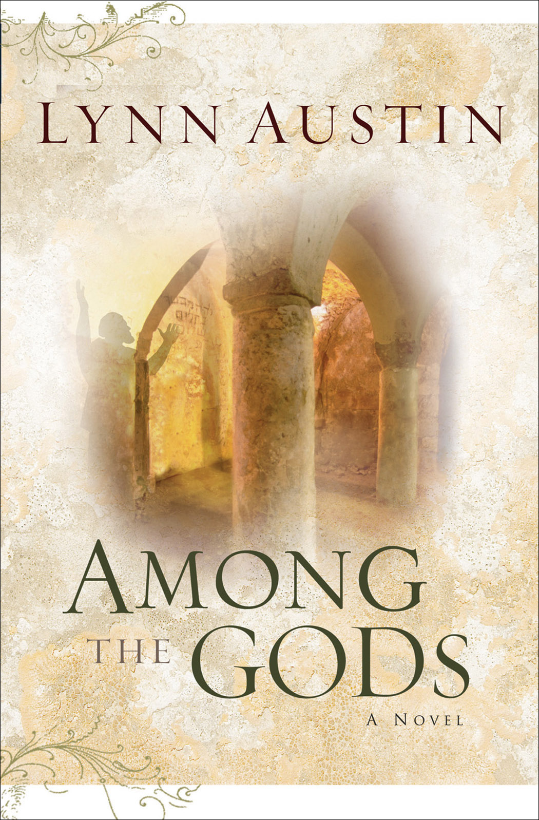 Book Cover: Among the Gods