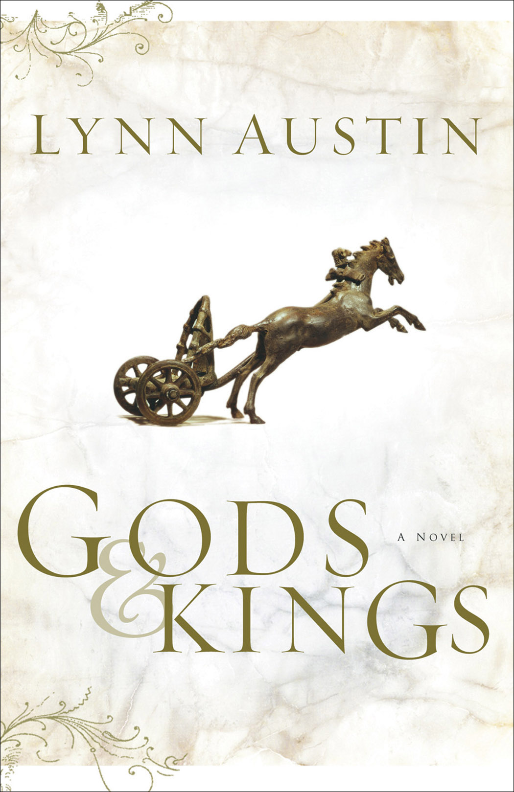 Book Cover: Gods and Kings
