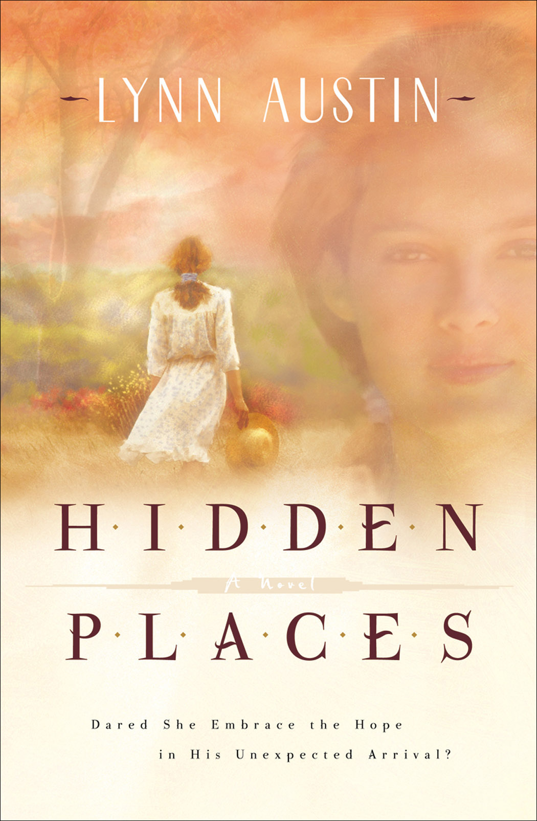 Book Cover: Hidden Places