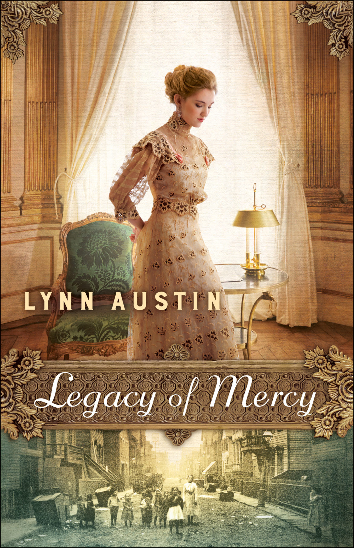 Book Cover: Legacy of Mercy
